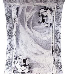 Bouquet floreale vintage