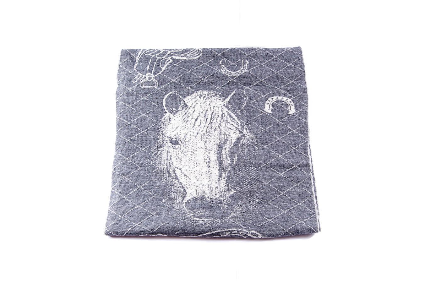 sciarpa cavallo